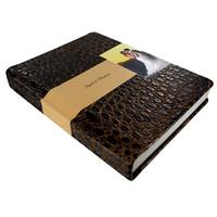Croc Leather Wedding Photo Album