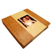 Exotic Leather Wedding Album