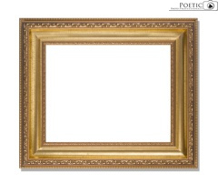 Gold Ornate Frame